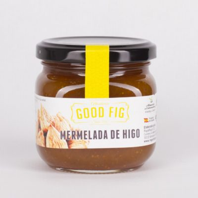MERMELADA DE HIGOS GOOD FIG